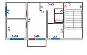 Срочно Продам 3-х комнатную квартиру в Сатпаеве